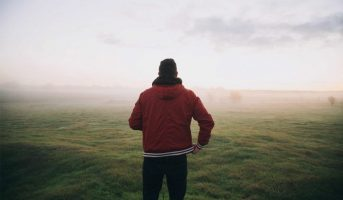 Man-running-away-from-prostate-cancer
