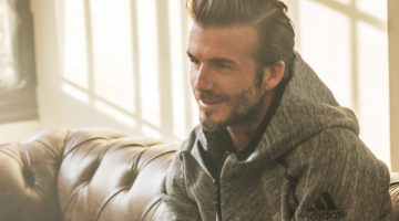 David Beckham M2 Magazine