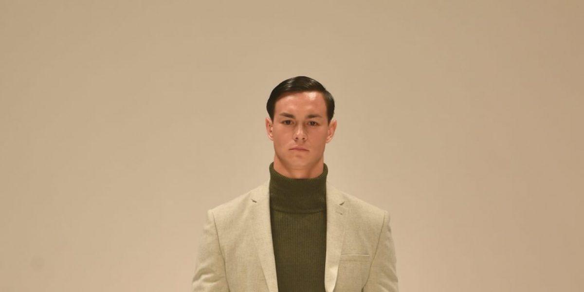 Justin Cassin - Runway - Mercedes-Benz Fashion Week Australia 2018