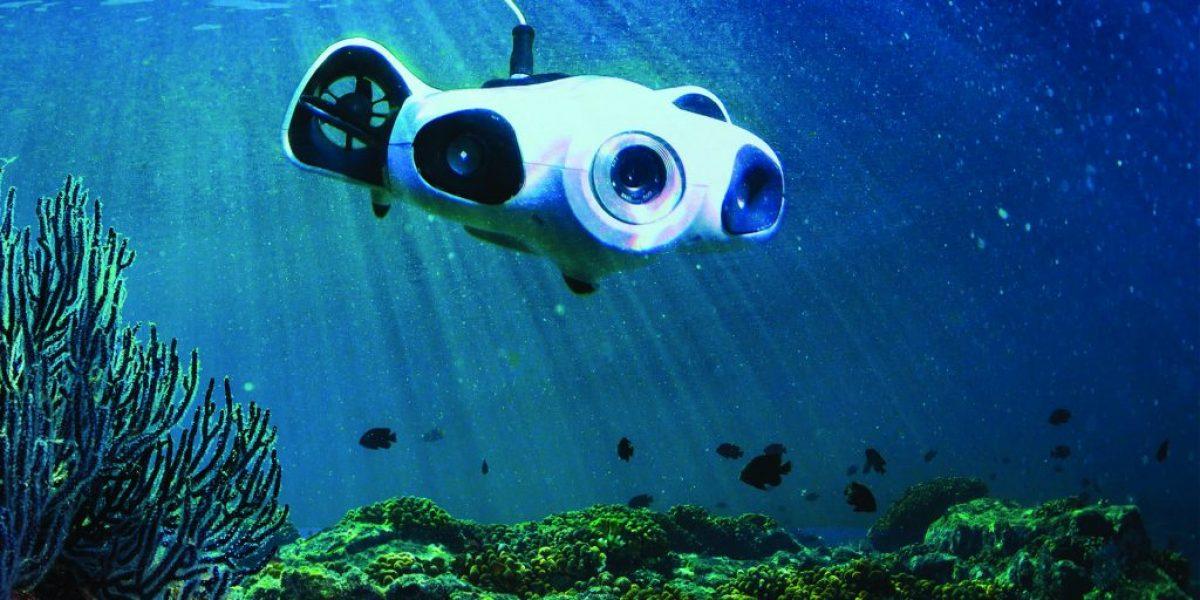 New-Underwater-Drone-Gadget