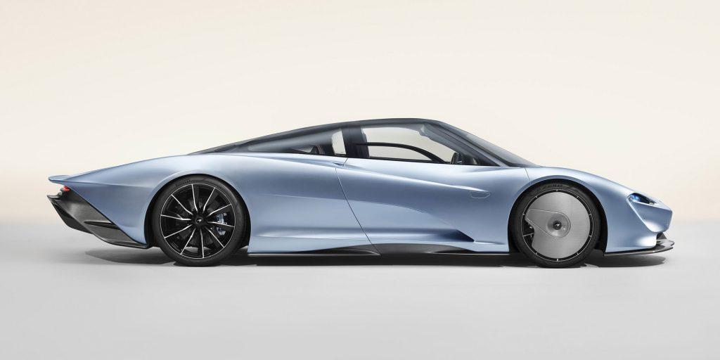 McLaren Speedtail Hyper GT 1
