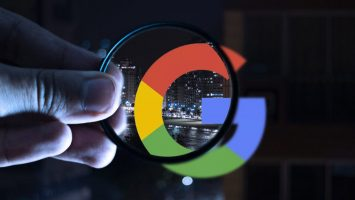 Searching-for-google