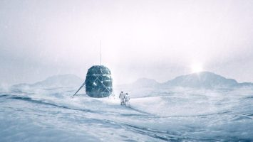 Rendering - arctic