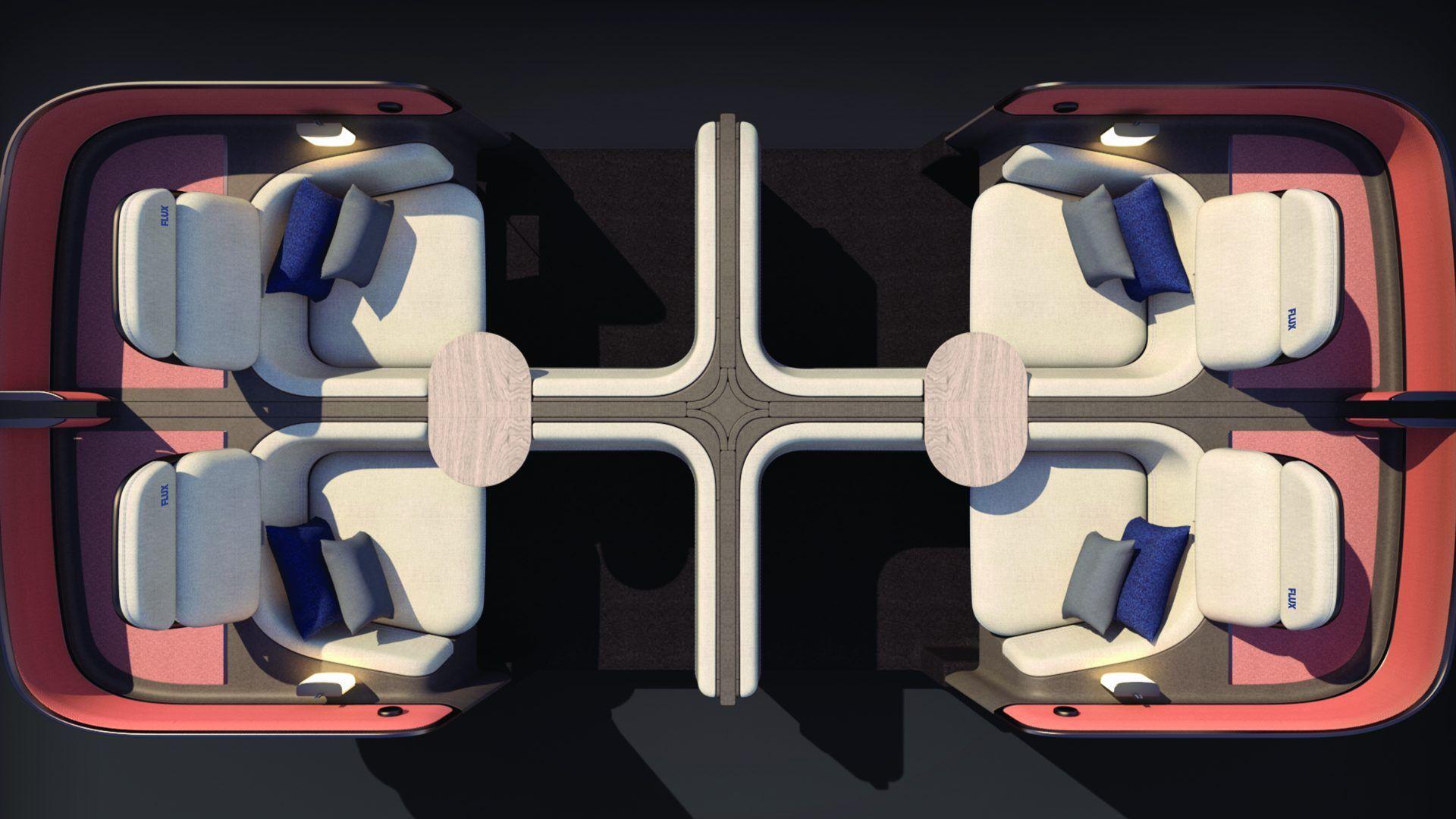 8-QuatrterCar-BirdsEye