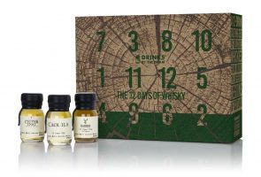 The 12 Days of Scotch Whisky - Christmas Gift