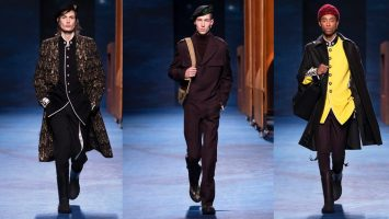 M2now.com - The Dior Winter 2021-2022 Ready To Wear Line Is All Military Precision