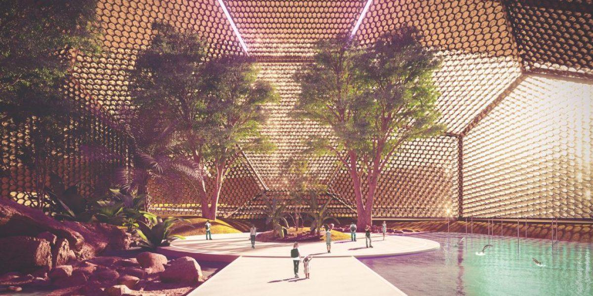 M2now.com - The Architects Designing Habital Zones on Mars