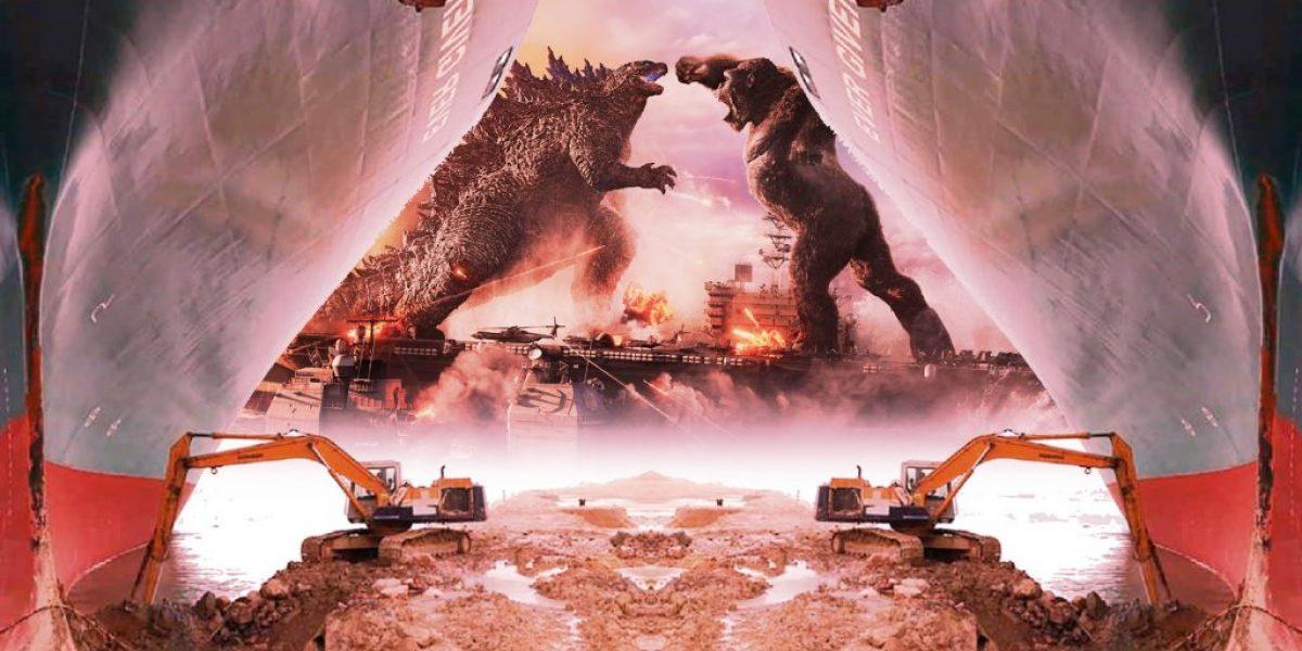 Godzilla-evergreen