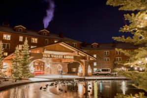 M2now.com - See Inside The Lodge The World's Richest People Just Spent The Weekend At