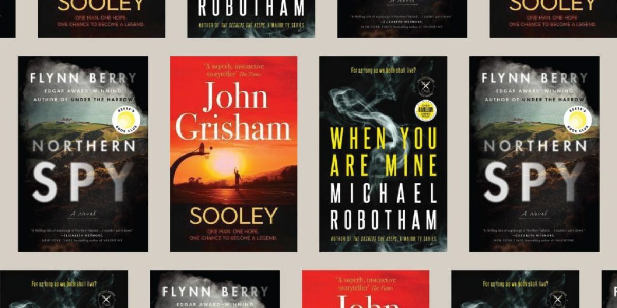 M2now.com - M2 Reads: Your Spring Reading List