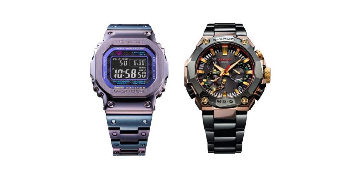 M2now.com - M2 Luxury Watch Guide 2021: G-SHOCK