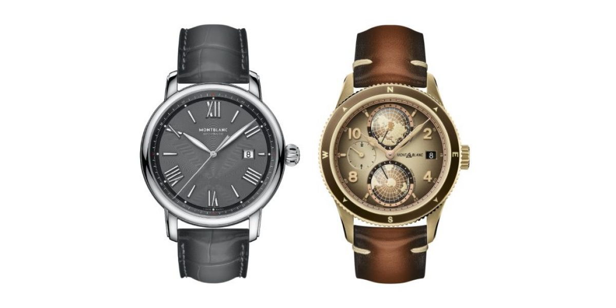 M2now.com - M2 Luxury Watch Guide 2021: Montblanc