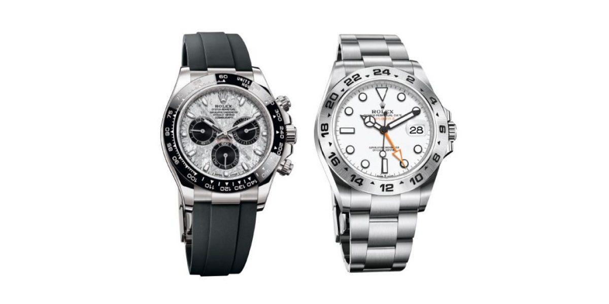 M2now.com - M2 Luxury Watch Guide 2021: Rolex