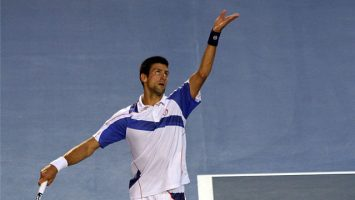 M2now.com - Djokovic Chasing Tennis History At US Open