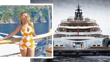 M2now.com - Take A Look at Jay-Z and Beyonce's $400m Charter Super Yacht