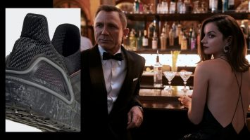 M2now.com - James Bond: No Time To Die is Getting Its Own Pair of Sneakers