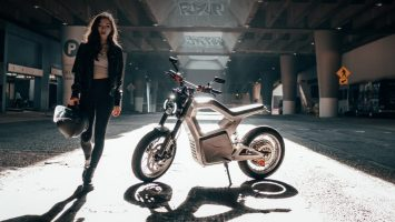 M2now.com - This Electric Motorcycle's Pricetag Makes It the Perfect Entry Level Commuter Option