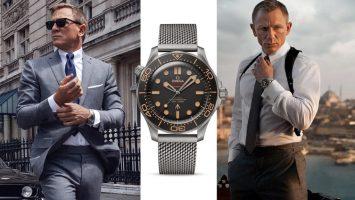 M2now.com - The Watches That Have Defined Daniel Craig's Bond