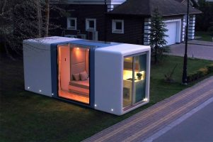 M2now.com - Monetise Your Backyard For AirBnB With These Portable Homes